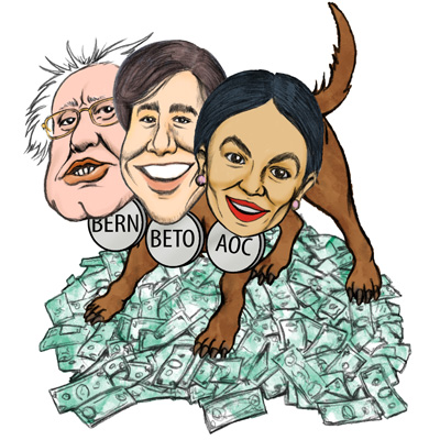 Three Democrats and their Financial Fumbles