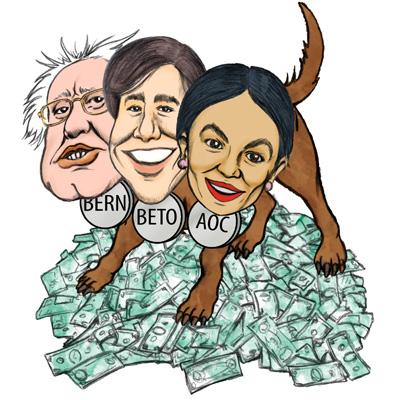 Three Democrats and their Financial Fumbles