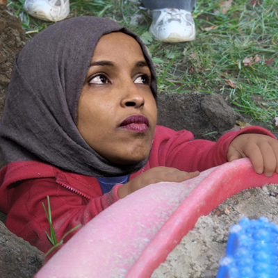 Ilhan Omar Keeps Digging Hole on 9/11 Remark
