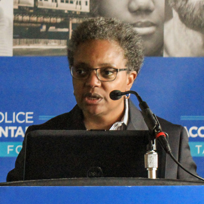 Lori Lightfoot Means More Than Intersectionality