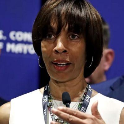 Baltimore Mayor Pugh Has A Bad Day