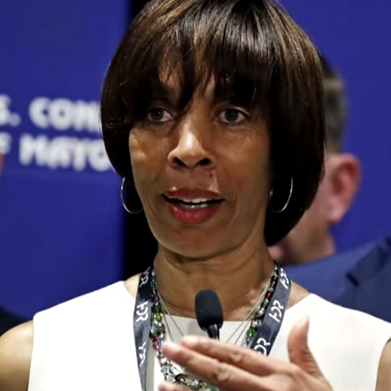 Baltimore Mayor Pugh Has A Bad Day