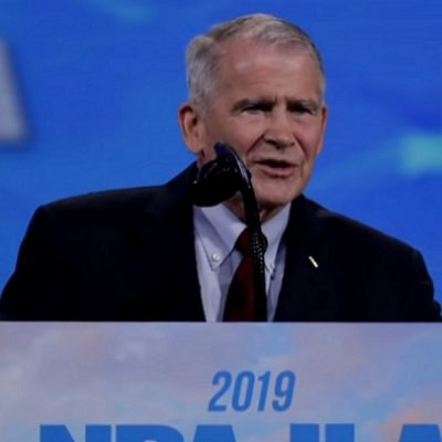 Oliver North Out As NRA President Amid Financial Finger-Pointing