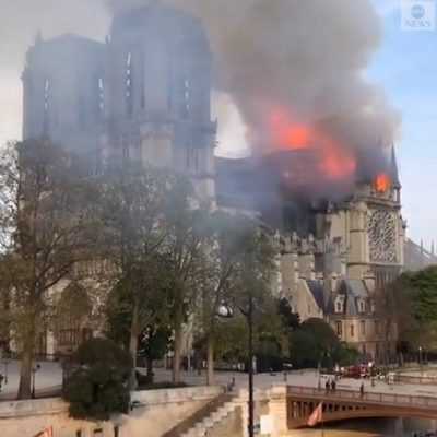 We Weep For Paris #NotreDameCathedral