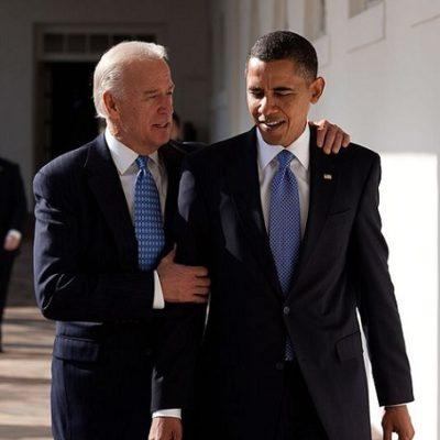 Biden Camp Sad Obama Is Silent On Ukraine