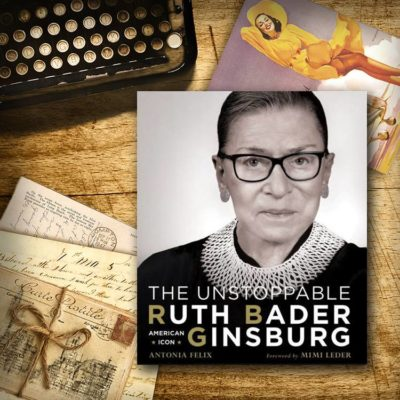 From The VG Bookshelf: The Unstoppable Ruth Bader Ginsburg