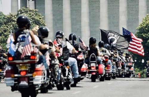 Rolling Thunder Motorcycles Will Ride In D.C. For The Last Time