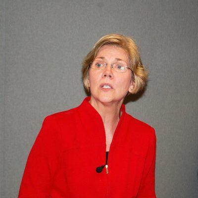 Elizabeth Warren Interview Was Downright Awkward