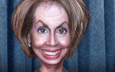 Nancy Pelosi DonkeyHotey
