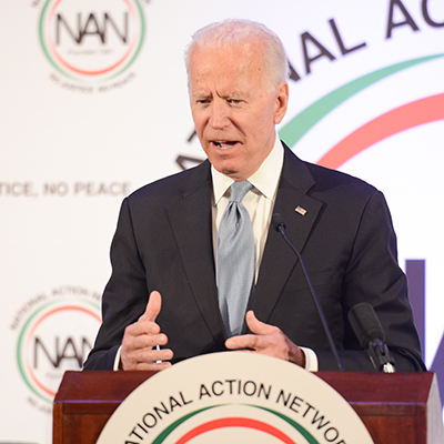 Biden Defends '94 Crime Law, Says Illegals Should Get Free Healthcare