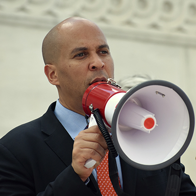 Cory Booker Agrees With Proposal to Jail Americans Who Defy Gun Confiscation