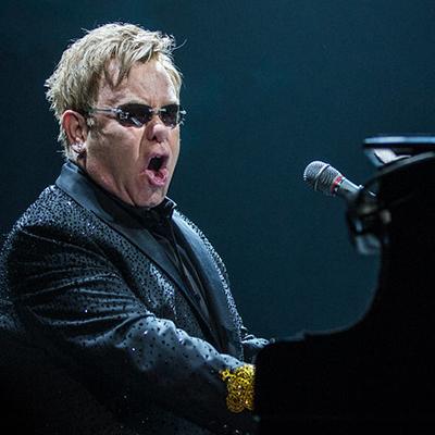 Elton John Hates Being English
