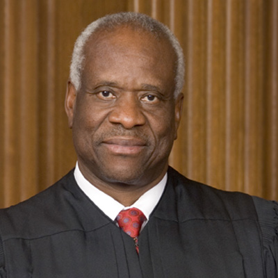 Clarence Thomas Raises Specter of Eugenics