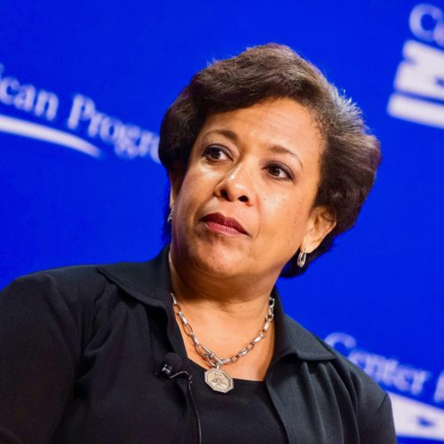 Loretta Lynch Calls James Comey A Liar