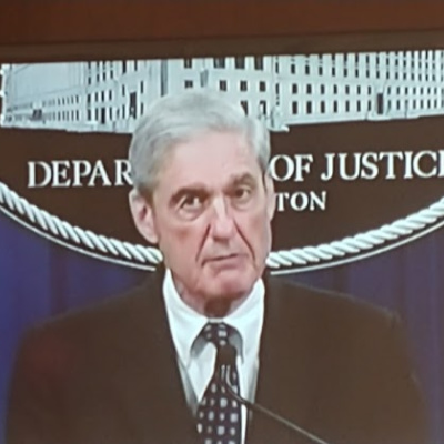The Cunning Cowardice of Robert Mueller