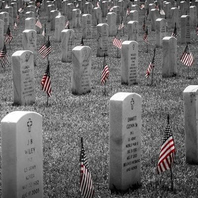 The Individual Stories Of Memorial Day