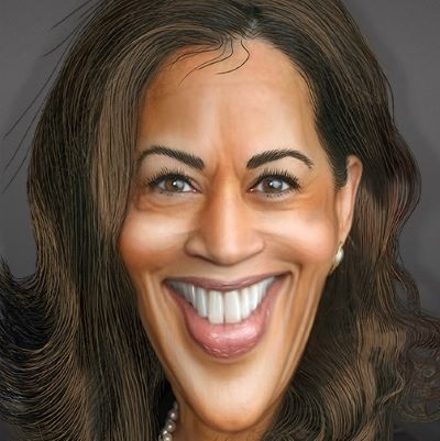Kamala Harris: Petty Tyrant at the White House Door