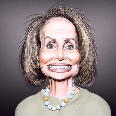 Punchy Pelosi: Doing It For The Children