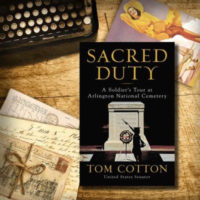 From The VG Bookshelf: Sacred Duty by Senator Tom Cotton