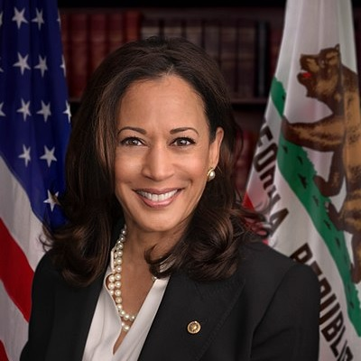 Kamala Harris Wins Biden VP Lottery