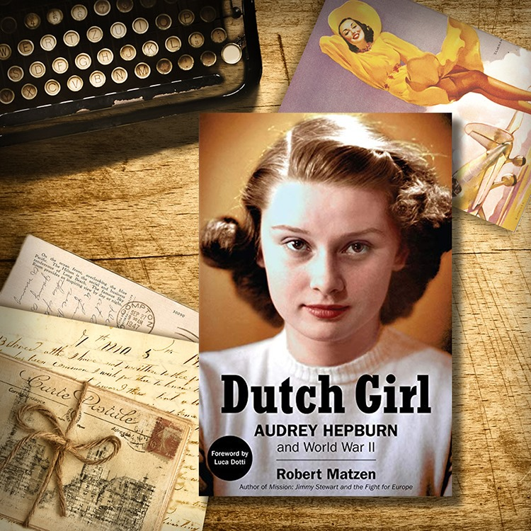 From the VG Bookshelf: Dutch Girl: Audrey Hepburn and World War II