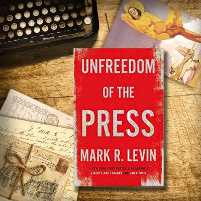 From the VG Bookshelf: Unfreedom of the Press