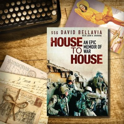 "VG Bookshelf: ""House To House"" By MOH Recipient David Bellavia"