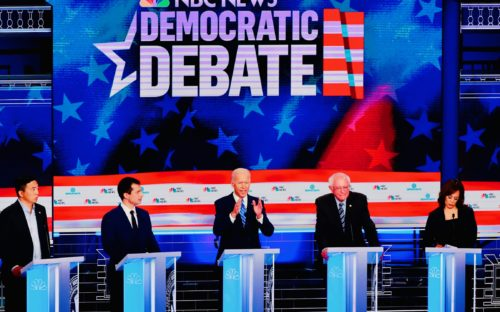 Democrat Candidates Unanimously Agree Illegals Should Get Free Healthcare