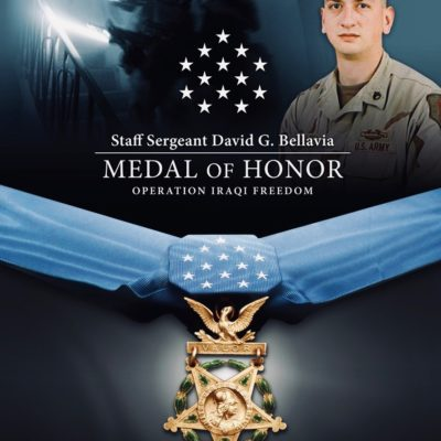 Medal Of Honor Recipient David Bellavia Is Someone You Should Know