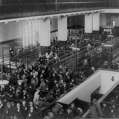 Ellis Island Descendants Are Bigots Thinks AOC