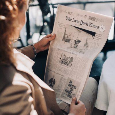 Cowardice: New York Times Permanently Dumps Political Cartoons