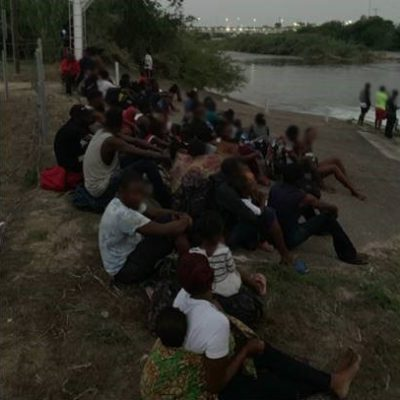 Border Crisis Continues, Now Includes Africans