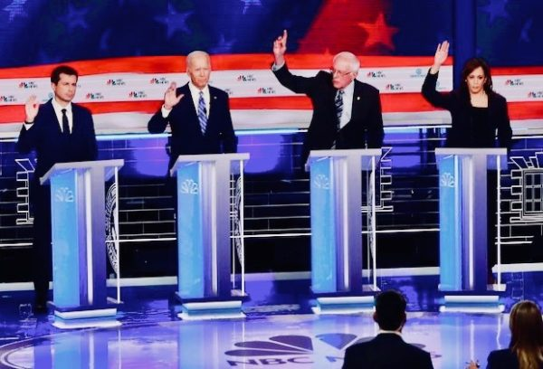 #DemDebate2: Pander To Everyone And The Kitchen Sink!