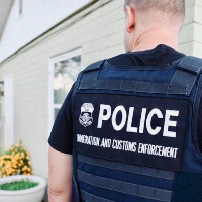 ICE Immigration Raids And Sanctuary City Politicians