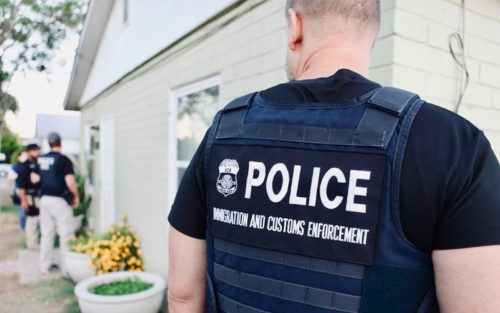 ICE Immigration Raids And Sanctuary City Politicians