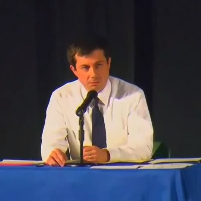 South Bend Takes Aim At Mayor Pete
