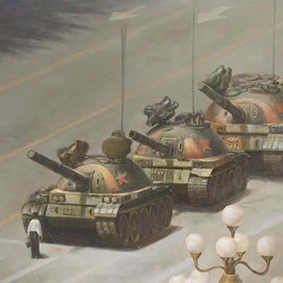 Tiananmen Square and the Death of Freedom