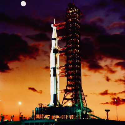 #Apollo11: The People Who Built Our Way To The Moon