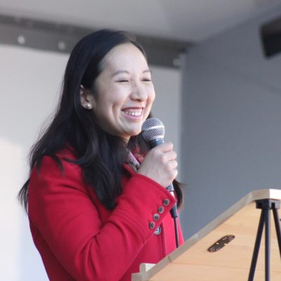 Leana Wen: Terminated After Eight Months