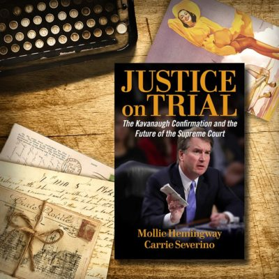 From The VG Bookshelf: Justice On Trial, The Kavanaugh Confirmation