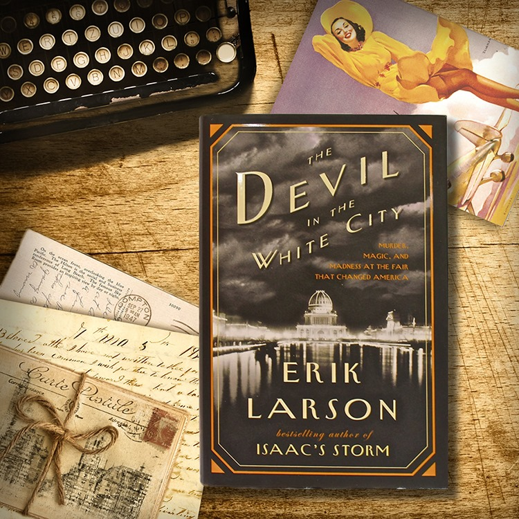 From the VG Bookshelf: The Devil in the White City