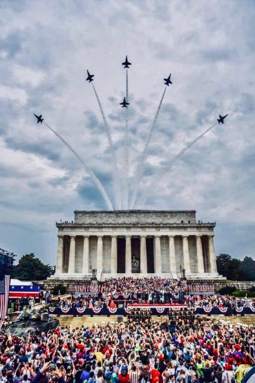 S.E. Cupp Sneers At Trump's Patriotism