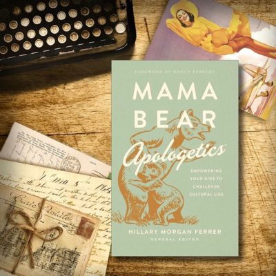 From The VG Bookshelf: Mama Bear Apologetics