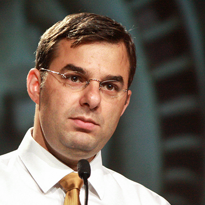 Does Justin Amash Have an Ulterior Motive?