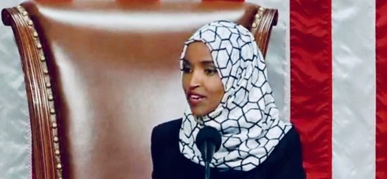 No, I Won't Stand With Ilhan Omar … EVER