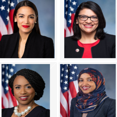 Unruly Freshmen Congresswomen