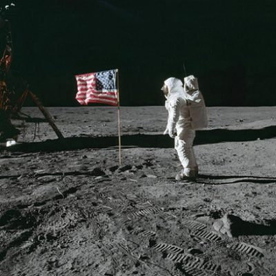 Apollo 11 Celebration Brings Out Inner Soviet In Media