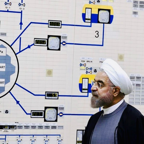 Washington Post Says Iran Uranium Enrichment Is Trump's Fault