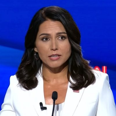 Bin Laden Heir Reportedly Dead, No One Told Gabbard