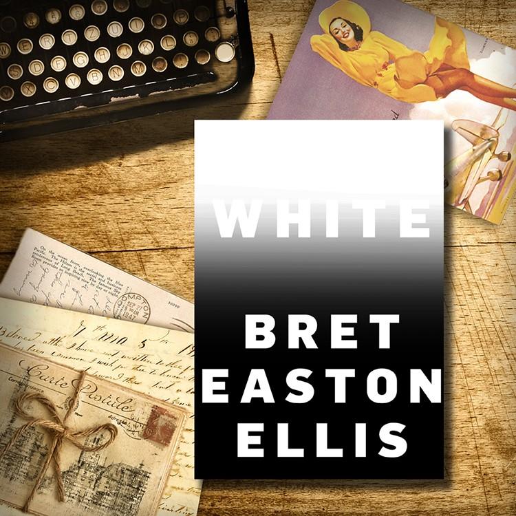 From The VG Bookshelf:  White by Bret Easton Eliis